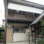 サワヤアパート103号室(定期借家契約 2021年3月末日まで)