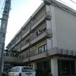 神楽坂マンション403号室